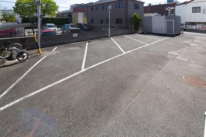 敷地内5台駐車可能